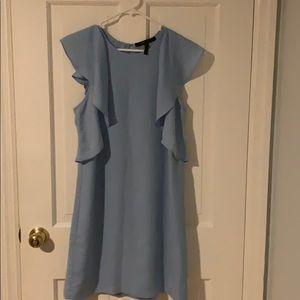 BCBG Blue Cocktail Dress